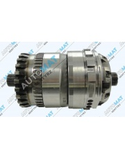 Output shaft, lowdrum, underdrive, direct drum, transfer shaft 62TEe